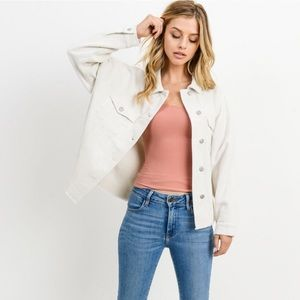 Jewel Modern Corduroy Jacket
